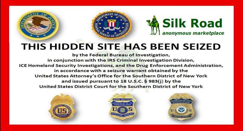 silkroad seized