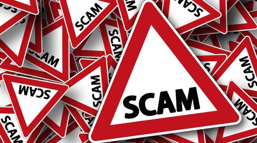 scam list